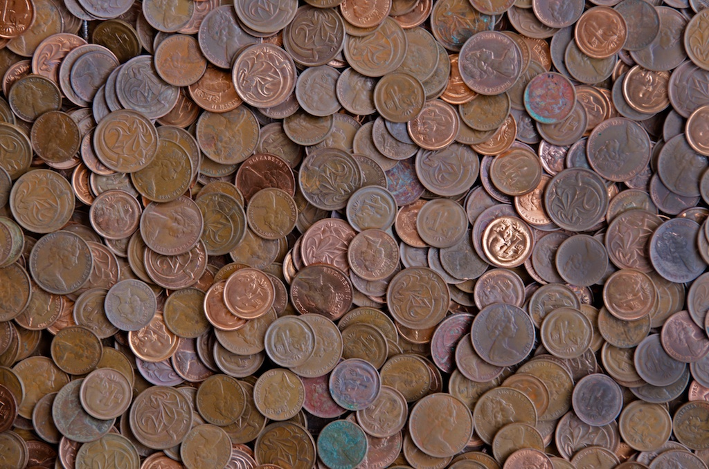 bronze coins oldtractortinshed